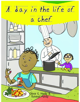 Cover for A Day in the Life of Professionals Chef