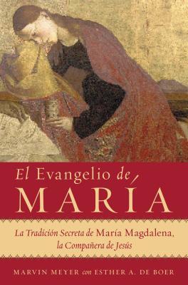 El Evangelio de Maria Cover