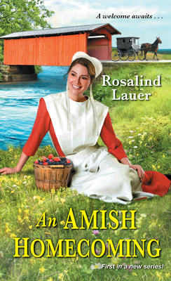 An Amish Homecoming (Joyful River #1) Cover Image