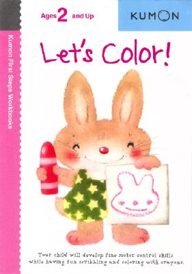 Let's Color! (Kumon Workbooks) Cover Image