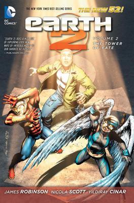 Earth 2 Vol. 2 Cover