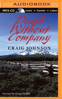 Death Without Company (Walt Longmire #2) Cover Image