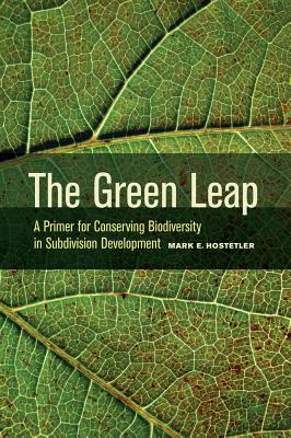 Cover for The Green Leap