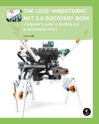 The Lego Mindstorms NXT 2.0 Discovery Book Cover