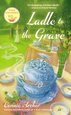 Ladle to the Grave Cover