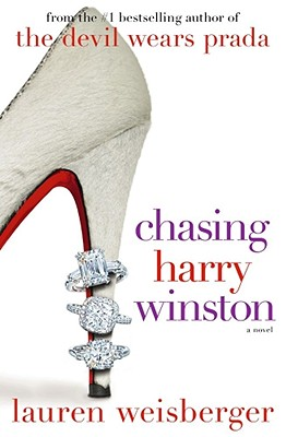 Chasing Harry Winston Cover