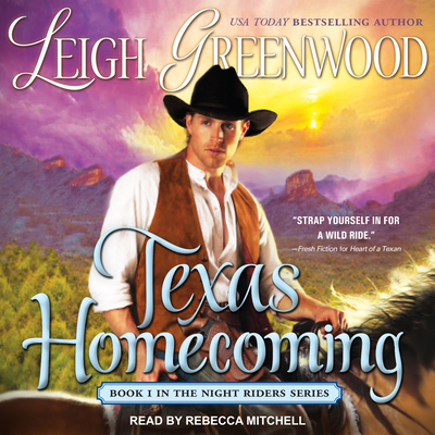 Texas Homecoming (Night Riders #1) Cover Image
