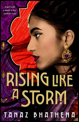Rising Like a Storm (The Wrath of Ambar #2) Cover Image
