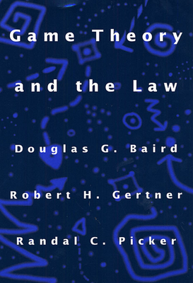 Cover for Game Theory and the Law
