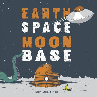 Earth Space Moon Base Cover Image