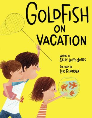 Goldfish on Vacation Cover Image