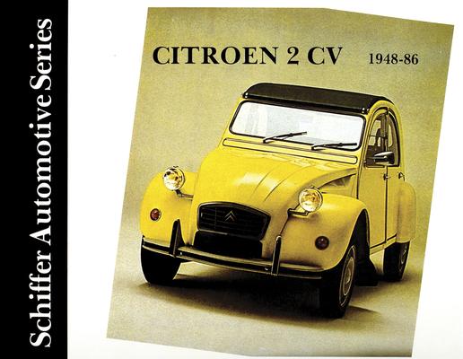 Citröen 2cv 1948-1986 (Schiffer Automotive) Cover Image