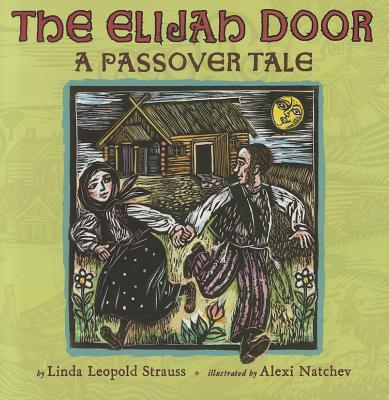 The Elijah Door Cover