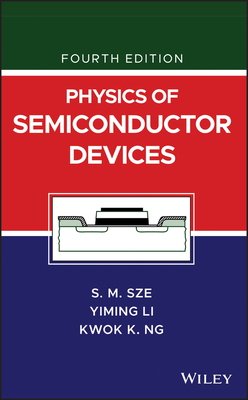 Physics of Semiconductor Devices Cover Image
