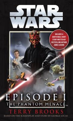 The Phantom Menace Cover Image