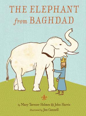 The Elephant from Baghdad Cover