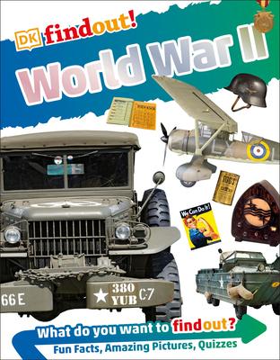 DKfindout! World War II (DK findout!) Cover Image