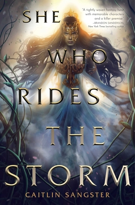 She Who Rides the Storm Cover Image