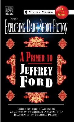 Cover for Exploring Dark Short Fiction #4