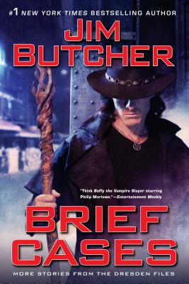 Brief Cases (Dresden Files) Cover Image