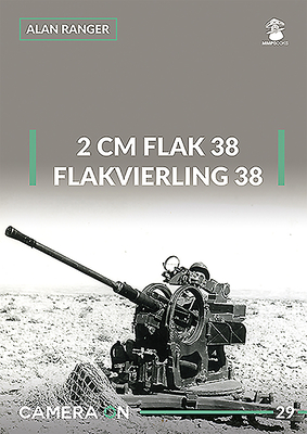 2 CM Flak 38 and Flakvierling 38 (Camera on #29) Cover Image