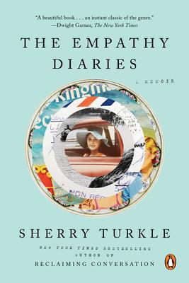 The Empathy Diaries: A Memoir cover