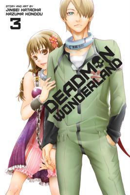 Cover for Deadman Wonderland, Vol. 3