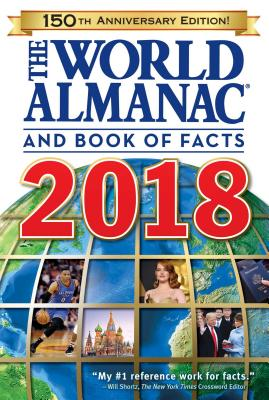 The World Almanac and Book of Facts 2018 Cover Image