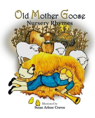 Old Mother Goose Nursery Rhymes Cover Image
