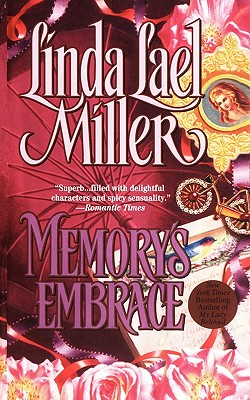 Cover for Memory's Embrace