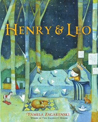 Henry & Leo by Pamela Zagrenski