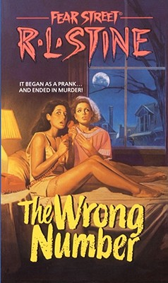 The Wrong Number (Fear Street Superchillers #5) Cover Image