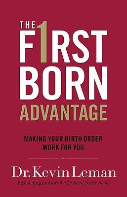 The Firstborn Advantage Cover