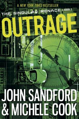 Outrage (The Singular Menace, 2) Cover Image