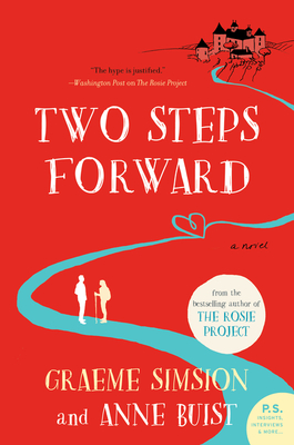 Two Steps Forward: A Novel Cover Image