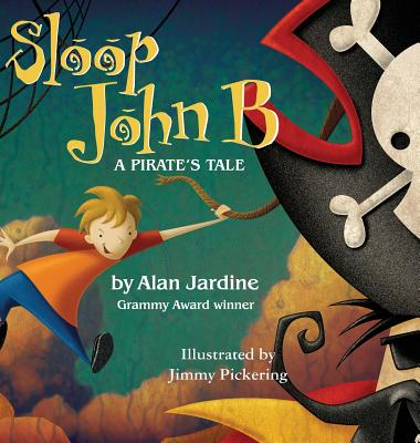 Sloop John B -A Pirate's Tale Cover Image
