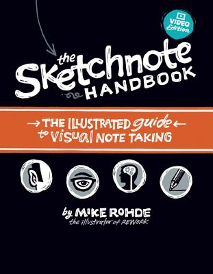 The Sketchnote Handbook Video Edition Cover