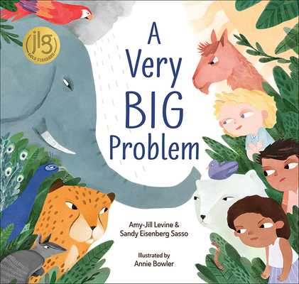 Cover for A Very Big Problem