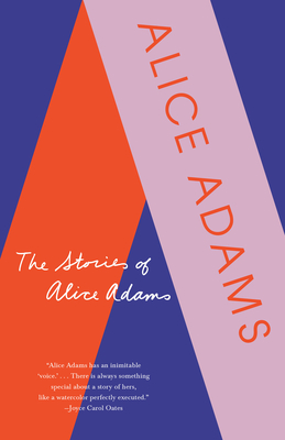 The Stories of Alice Adams Cover Image