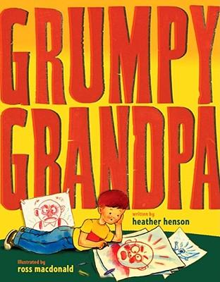 Grumpy Grandpa Cover