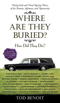 Where Are They Buried?: How Did They Die? Fitting Ends and Final Resting Places of the Famous, Infamous, and Noteworthy Cover Image