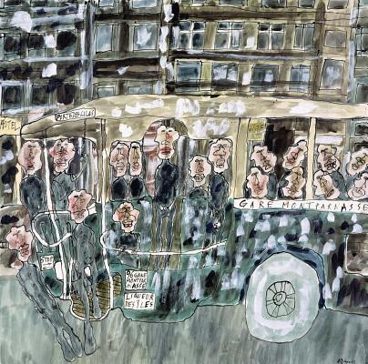 Dubuffet and the City: People, Place, and Urban Space Cover Image