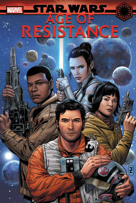 Star Wars: Age of Resistance Cover Image