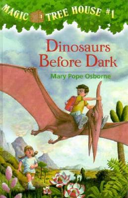 Dinosaurs Before Dark Cover Image