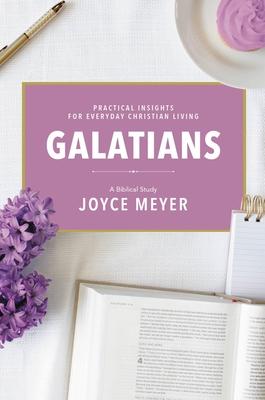 Galatians: A Biblical Study Cover Image
