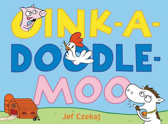 Oink-A-Doodle-Moo Cover