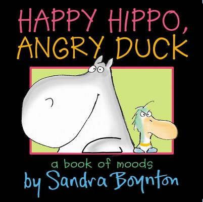 Happy Hippo, Angry Duck Cover Image