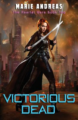 Victorious Dead (Asarlai Wars #2) Cover Image