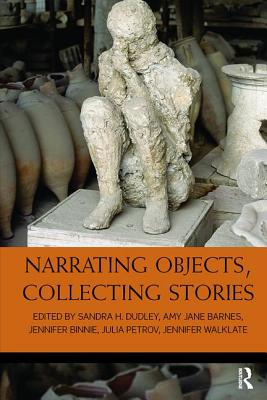 Cover for Narrating Objects, Collecting Stories