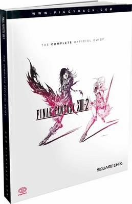 Final Fantasy XIII-2 - The Complete Official Guide Cover Image